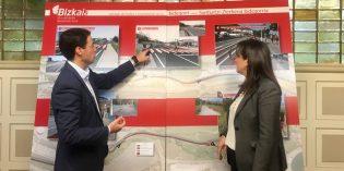 Las obras de mejora de la N-639 entre Santurtzi y Zierbena comenzarán en marzo