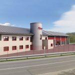 Licitadas las obras del  nuevo parque de bomberos de Enkarterri en Zalla