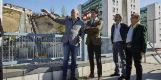 Un nuevo acceso acercará el metro a los barrios de Lamiako y Txorierri