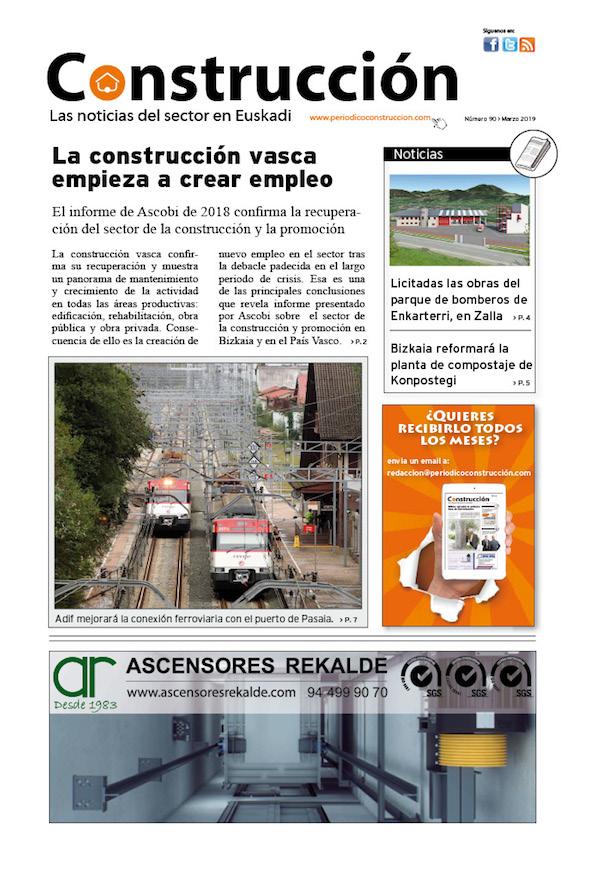Ya ha salido el número de Marzo del Periódico Construcción!!!
