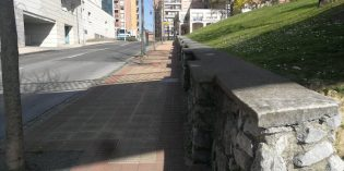 Barakaldo instalará accesos mecánicos en la calle Eguzkiagirre