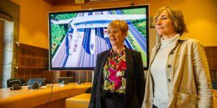 Astigarraga contará con una nueva estación ferroviaria elevada