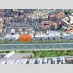 Visesa licita la construcción de 104 pisos tasados en Zorrotzaurre