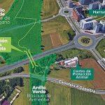Vitoria instalará una pasarela peatonal sobre la carretera N-102