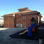 Donostia adjudica la obra para cubrir el patio de Harri Berri Ikastetxea