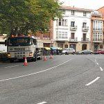 Vitoria invierte 180.000 euros en la campaña de refuerzo y bacheo de calles