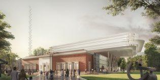 Foster ampliará el Bellas Artes con una galería que flotará sobre el museo