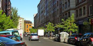 Vitoria eliminará la red eléctrica del barrio de Coronación