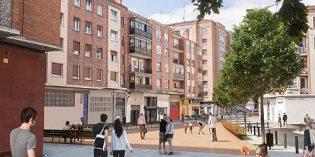 Vitoria adjudica los trabajos para peatonalizar la calle Médico Tornay