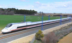 Licitado el estudio informativo del  tramo Bilbao-Santander del TAV