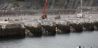 Bermeo iniciará la ampliación de la lonja de pescado antes de fin de año