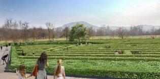Vitoria licita las obras del centro de bienvenida al parque de Olarizu