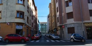 Sestao licita las obras de reurbanización de la calle Alberto Arrúe