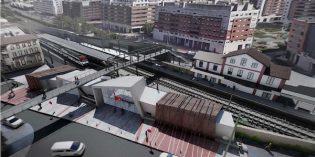 Luz verde al proyecto para mejorar la accesibilidad de la estación de Desierto, en Barakaldo