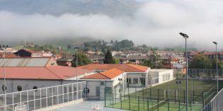 Azkoitia licita las obras del nuevo campo de fútbol de Elkargunea