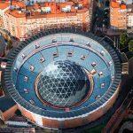 Vista Alegre tendrá una cúpula gigante para acoger eventos de hasta 4.000 personas