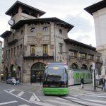 ETS licita las obras de ampliación Atxuri- Bolueta del tranvía de Bilbao
