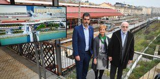 ETS licita las obras de la estación en Donostia por 97 millones de euros