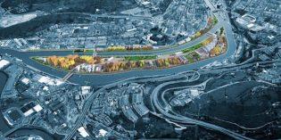 Zorrotzaurre licita las obras de urbanización de la punta norte de la isla