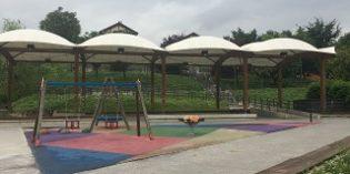 Sestao presenta un plan de mejora de parques infantiles y de mayores