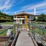 El Consorcio de Aguas iniciará en noviembre la ampliación de la depuradora de Muskiz