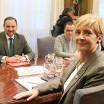 Gobierno central y vasco valoran que Euskadi asuma las obras de los accesos del TAV de Bilbao y Vitoria