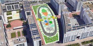 Vitoria construirá en  Zabalgana una pista de patines y una zona deportiva polivalente