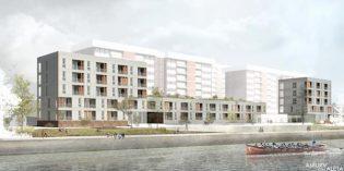 Lakua edificará 60 pisos para jóvenes en el canal de Deusto en 2021