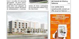 Periódico Construcción Abril