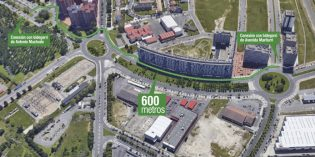 Vitoria construirá un nuevo bidegorri en la calle Bremen