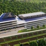 Bizkaia licita la construcción del edificio que albergará el Energy Intelligence Center
