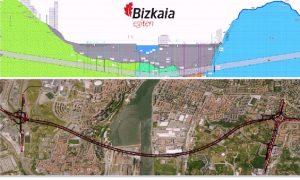 Bizkaia adjudica el proyecto de construcción del túnel bajo la ría