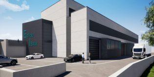 Zamudio contará con 8 nuevos pabellones en el Polígono Pinoa
