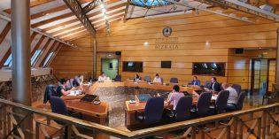 Bizkaia construirá tres plantas de compostaje de residuos