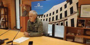 Llodio invertirá 300.000 euros en la mejora de una docena de calles