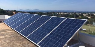 Basauri instalará 784 paneles solares en varios edificios del polideportivo de Artunduaga