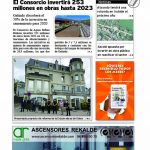 Ya ha salido el número de Agosto del Periódico Construcción!!!