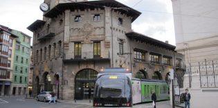 ETS adjudica la ampliación del tramo Atxuri-Bolueta del tranvía de Bilbao