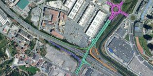 Bizkaia mejorará los enlaces entre la A-8 y las rotondas de Kareaga y Aparkabisa