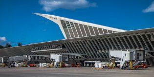 Aena ampliará las salas de embarque remoto del Aeropuerto de Bilbao