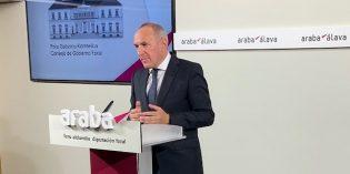 Álava aprueba el proyecto de adecuación de la nueva oficina de Llodio