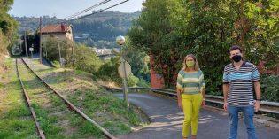 Barakaldo instalará barreras en el paso a nivel de Las Delicias