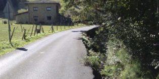 Durango arregla el arroyo de Larrinagatxu