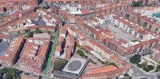 Coronación continúa las obras de la red de calor en la calle Eulogio Serdán