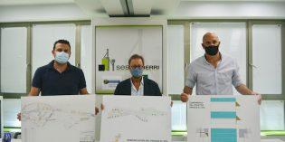 Sestao Berri remodelará el Parque El Sol y acometer la segunda fase del District Heating