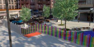 Bilbao inicia la renovación de la plaza Músico Arambarri