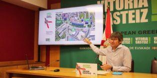 Vitoria adjudica las obras del nuevo bidegorri de la calle Bremen