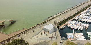 Lakua adjudica la obra del nuevo pabellón de servicios del Puerto de Donostia