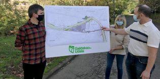 El Galdakao realizará varias mejoras en la zona de Zuazo