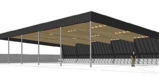 Donostia creará una zona cubierta en la ikastola Intxaurrondo